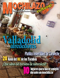 Mochilazo Cultural Junio Julio