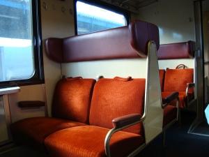 Asientos Tren